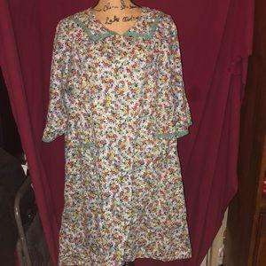 ❤️VINTAGE❤️ Hand/homemade Dress/Smock